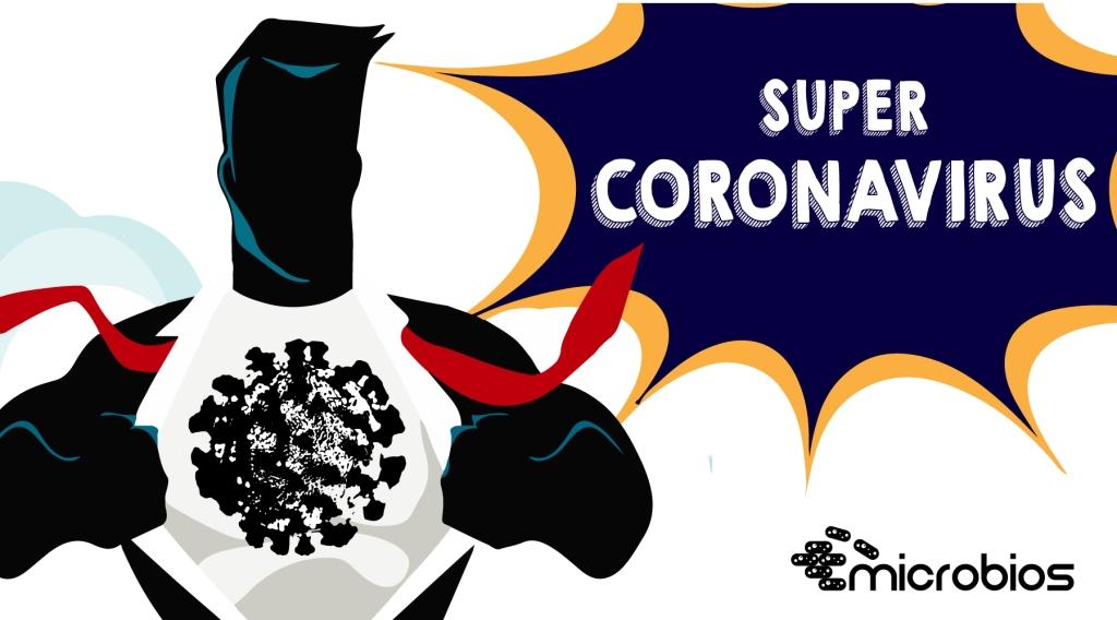 microbios carga viral COVI19