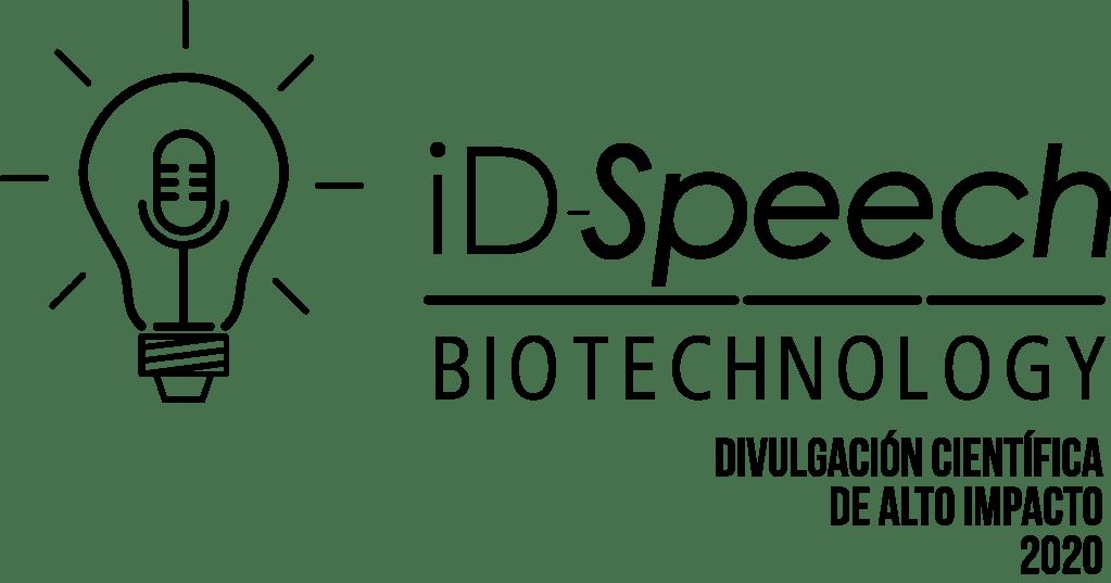 logo idspeech, divulgación científica de alto impacto